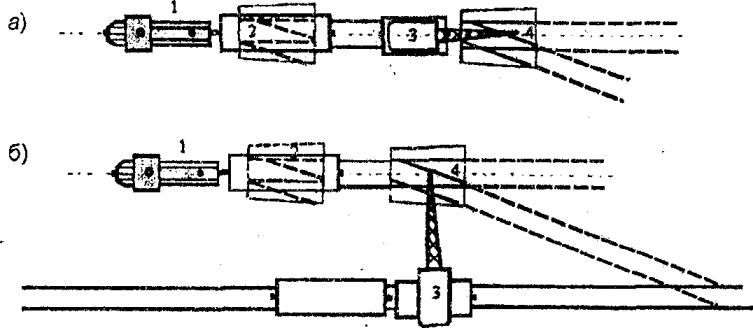 Схемы укладки стрелочного