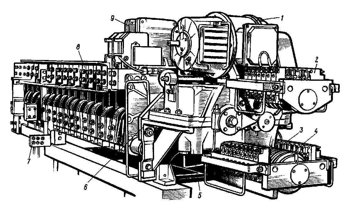 Рис. 179 Главный контроллер