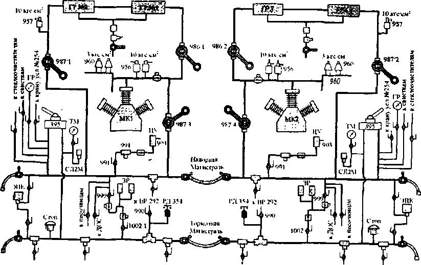 Рис.117 Схема соединения